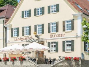 Hotel Krone Niederstotzingen - Aussen_400x300